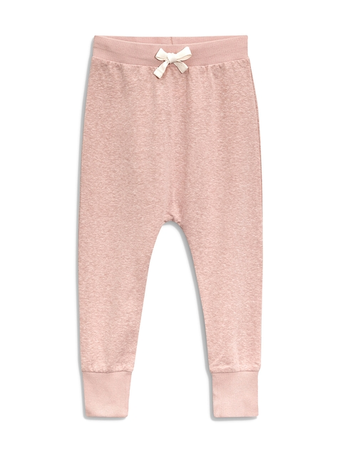 next Girls Pink Jogger Trousers