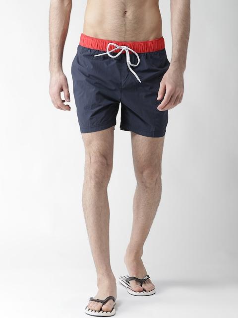 Tommy Hilfiger Navy Swim Shorts P7ATN105