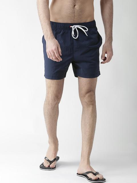 Tommy Hilfiger Navy Swim Shorts P7ATN117