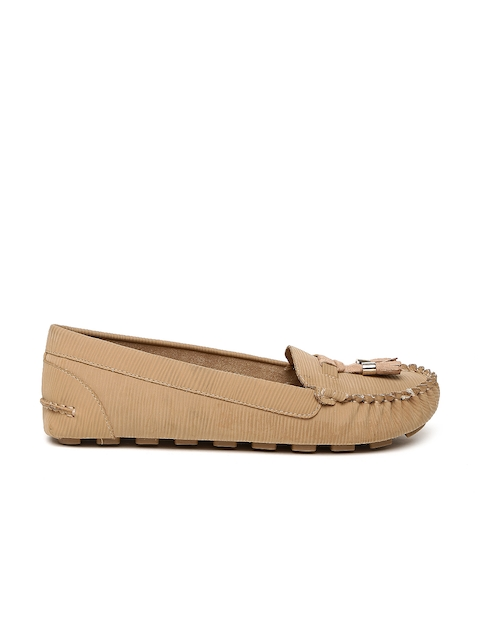 Call It Spring Women Brown Loafers