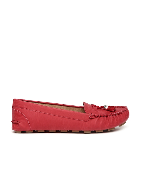 Call It Spring Women Red Loafers