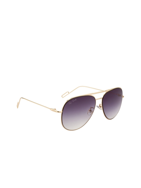 Ted Smith Unisex Oval Sunglasses TS-0770S