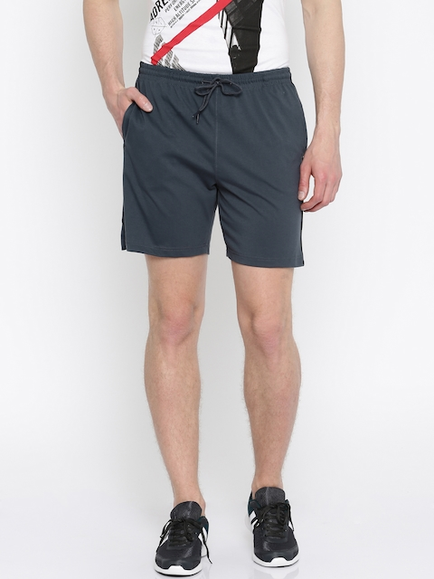 Proline Active Men Grey Comfort Fit Shorts  available at myntra for Rs.384