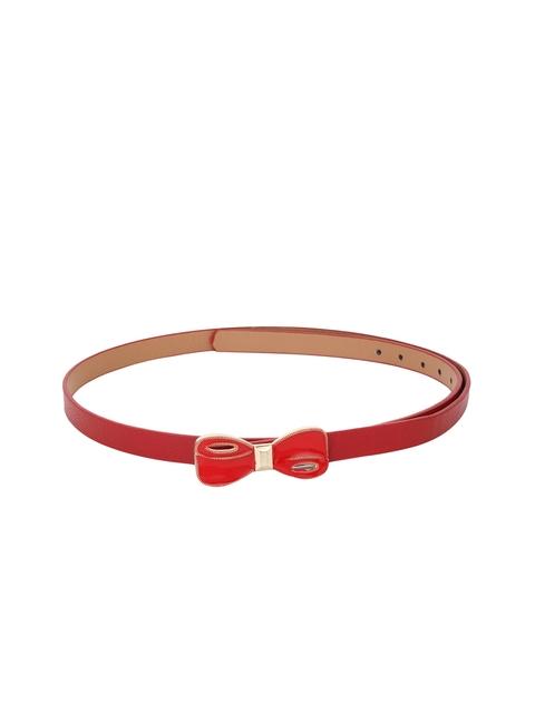 Alvaro Castagnino Women Red Belt