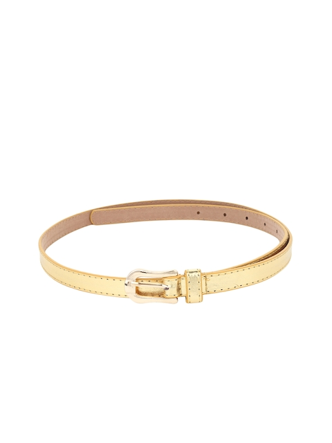 Alvaro Castagnino Women Gold-Toned Belt