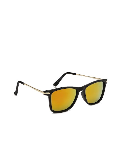 Flying Machine Men Mirrored Wayfarer Sunglasses FMAE0136