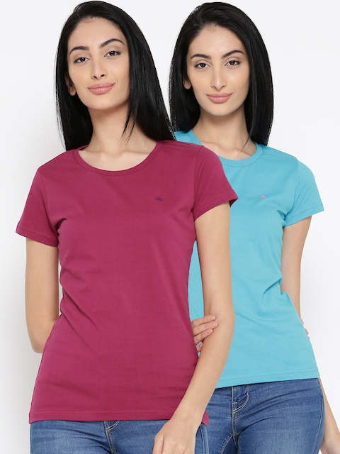 Monte Carlo Women Pack of 2 T-shirts