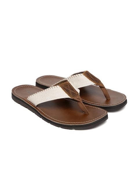 ALDO Men Beige CLAVIERE Sandals