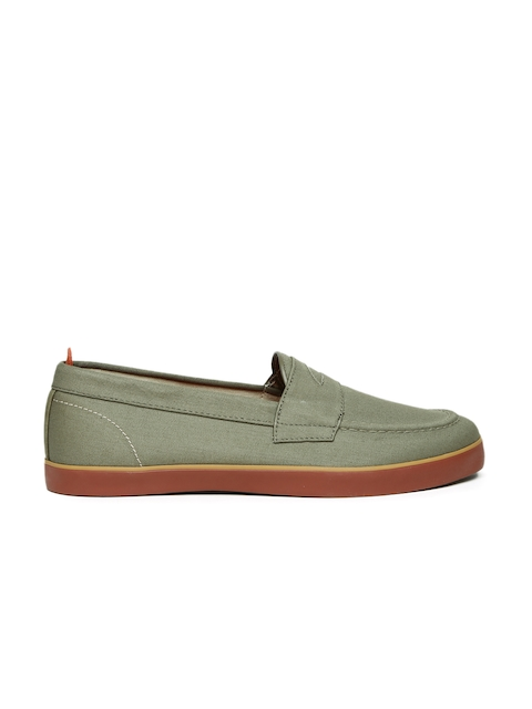 Call It Spring Men Khaki CARMICHEAL Loafers