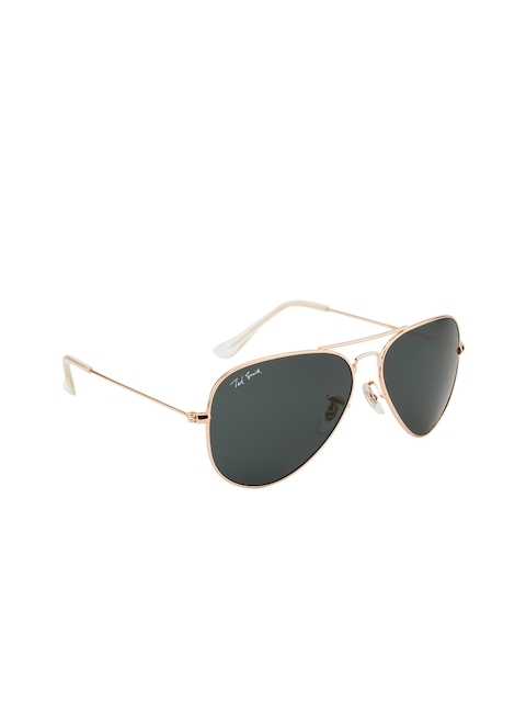 Ted Smith Unisex Aviator Sunglasses TS3025_C3