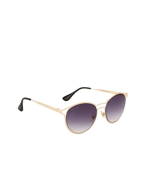 Ted Smith Women Oval Sunglasses TS-J1020S