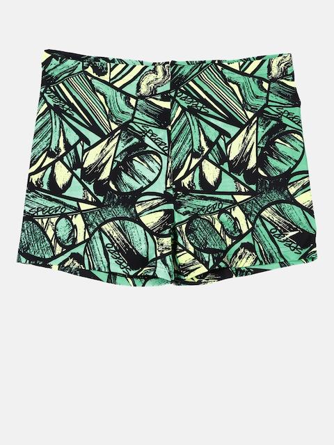 Speedo Boys Green & Yellow Printed Swim Shorts 8055559213
