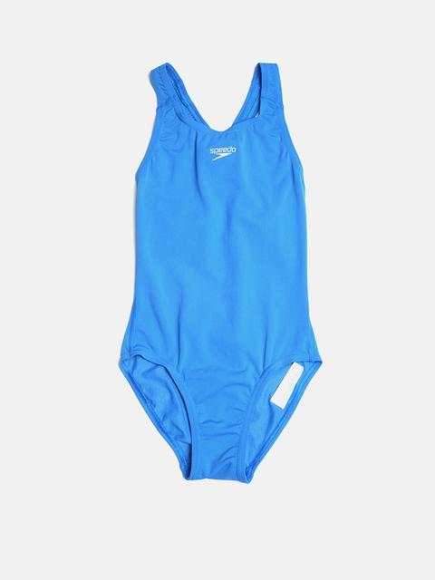 Speedo Girls Blue Bodysuit 8090252610