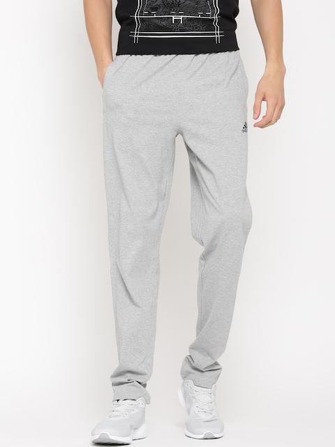 Adidas Grey Melange ESS SJ Track Pants