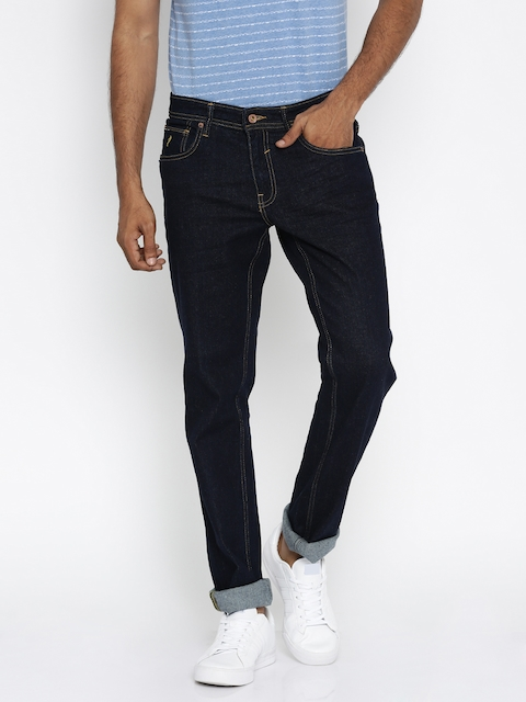 Indian Terrain Men Navy Slim Fit Jeans