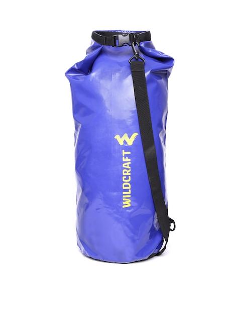 Wildcraft Unisex Blue Dry Large Rucksack