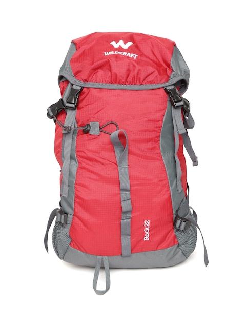 Wildcraft Unisex Red Rock Rucksack