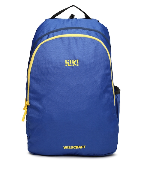 Wiki by Wildcraft Unisex Blue Backpack