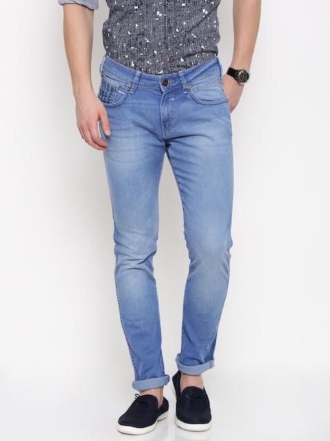Wrangler Men Blue Vegas Fit Jeans