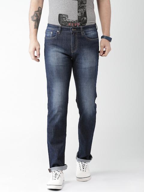 Aeropostale Men Blue Slim Fit Low-Rise Stretchable Jeans