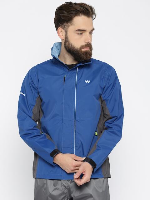 Wildcraft Blue Rain Pro Cheater Jacket