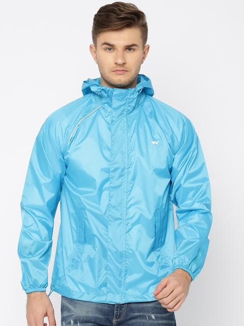 Wildcraft Blue WaterProof Rain Jacket