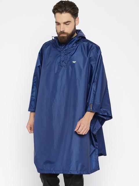 Wildcraft Navy Waterproof Rain Pancho
