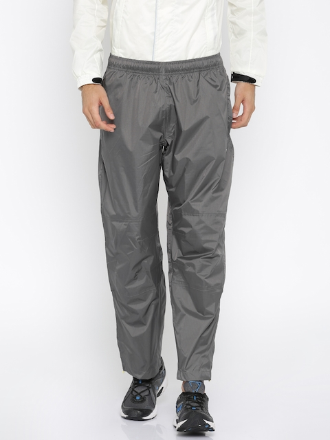 Wildcraft Grey Checked Rain Trousers