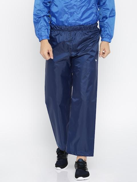 Wildcraft Navy Waterproof Rain Trousers
