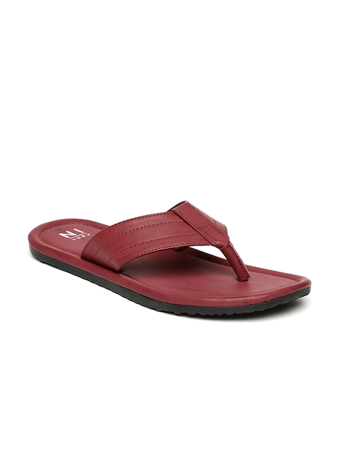 Footin Men Red Sandals