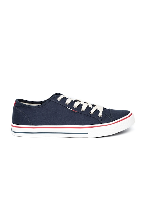 Tommy Hilfiger Men Navy Sneakers