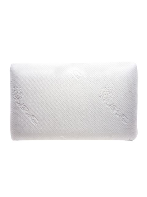 The White Willow White Single Memory Foam Sleep Pillow