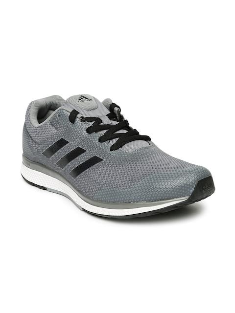 Adidas Men Grey Melange MANA BOUNCE 2 M ARAMIS Running Shoes