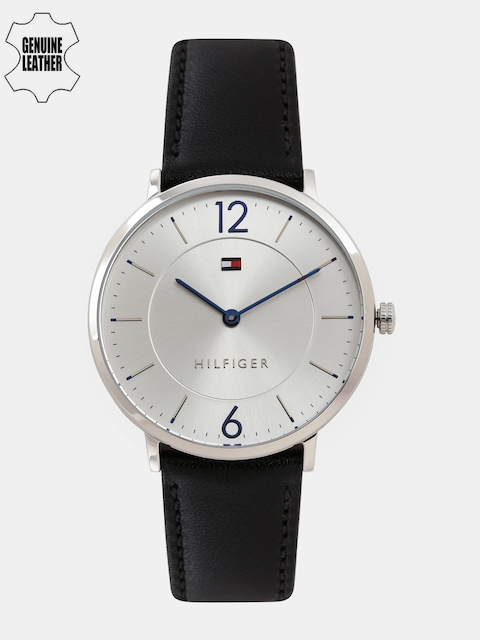 Tommy Hilfiger Men Silver-Toned Analogue Watch TH1710351J