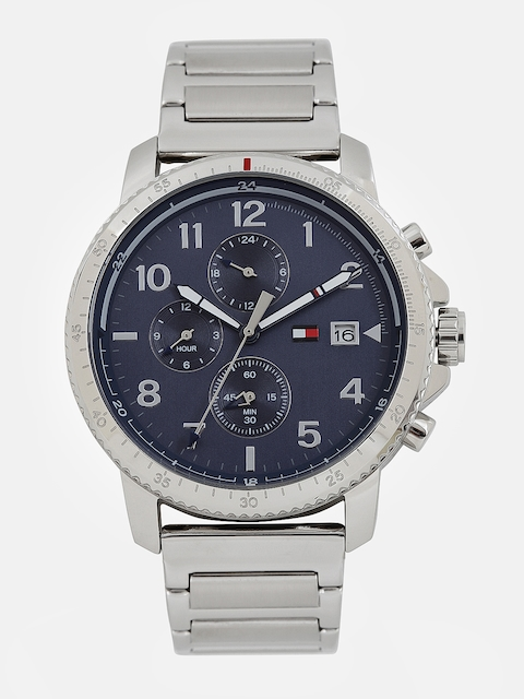 Tommy Hilfiger Men Blue Analogue Watch TH1791360J