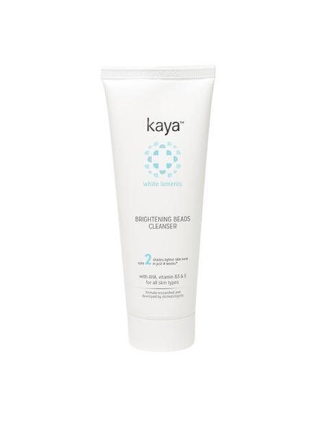 Kaya Skin Clinic White Lumenis Brightening Beads Cleanser