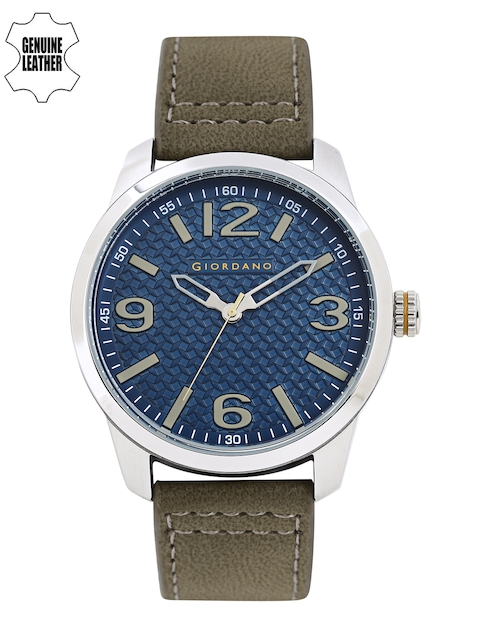 GIORDANO Men Blue Analogue Watch A1049-02