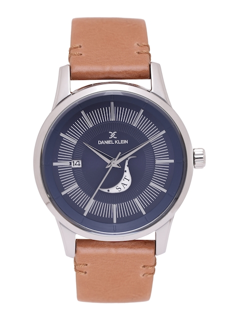 Daniel Klein Men Navy Analogue Watch DK11300-4