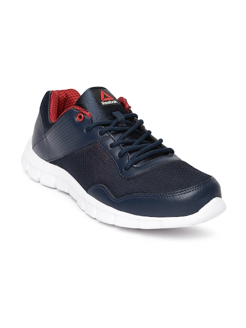 83c1875aa5f1a Reebok Men Navy Blue RIDE LITE RUN Running Shoes