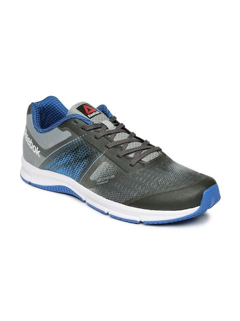 Reebok Men Grey QUICK WIN Running Shoes