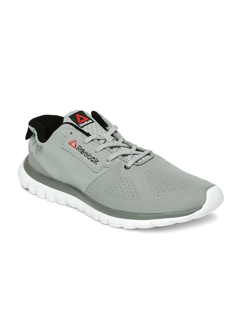 Reebok Men Grey Sublite Aim 2.0 Running Shoes