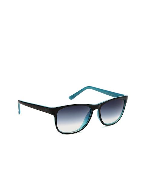 French Connection Unisex Gradient Rectangular Sunglasses FC 7357 C3 S