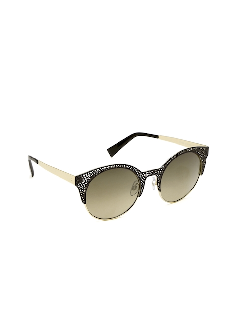 French Connection Women Cateye Sunglasses FC 7370 C1 S