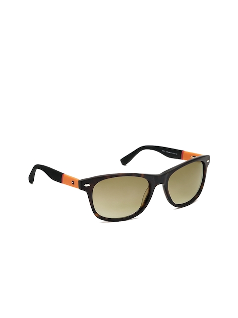 Tommy Hilfiger Unisex Oval Sunglasses 7910