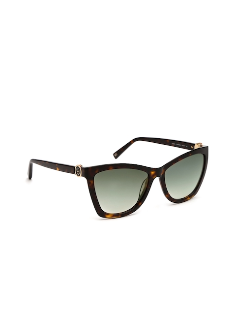 Tommy Hilfiger Women Cateye Sunglasses 7920 N C1