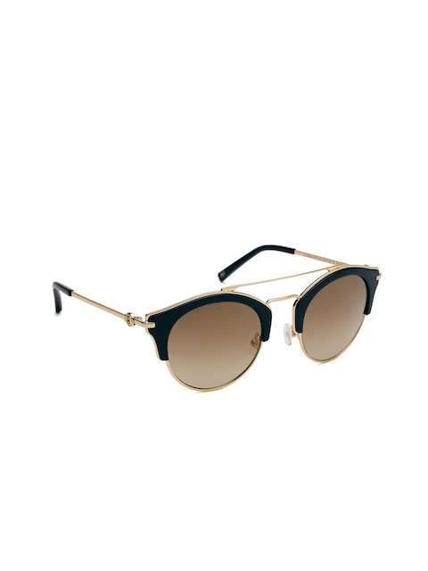 Tommy Hilfiger Women Browline Sunglasses 9000