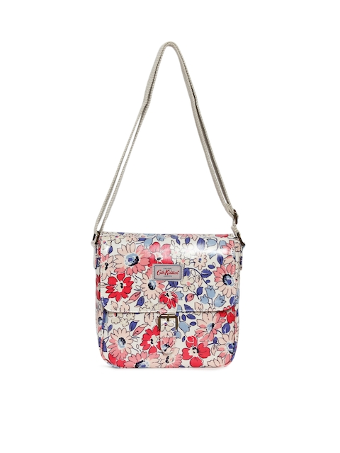 Cath Kidston Multicoloured Floral Print Sling Bag
