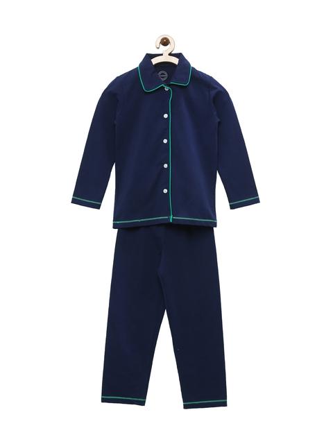 Claesens Holland Boys Navy Night Suit 333