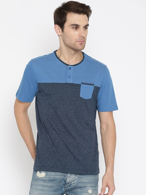 Monte Carlo Men Blue T-shirt