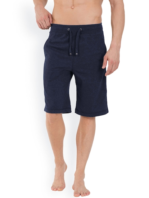 Jockey Navy Lounge Shorts US89-0103-IB